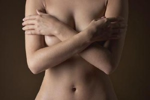 breast implants detecting breast cancer